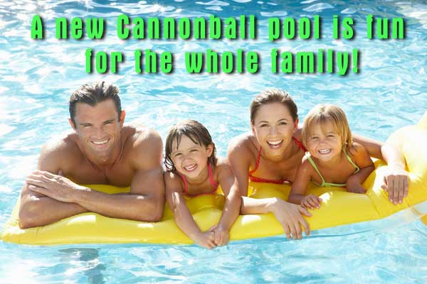 Cannonball Pools